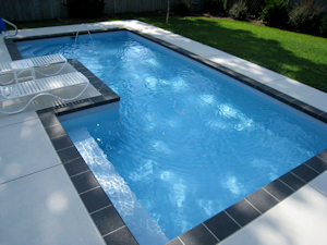 Fiberglass Swimming Pools - The Pool Store