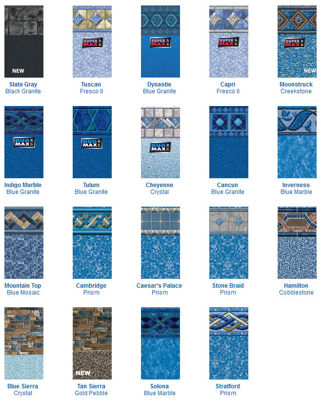 Swimming Pool Liners The Pool Store